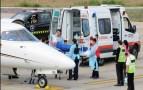 هبوط اضطراري لطائرة في إسبانيا بعد وفاة مسافر مغربي