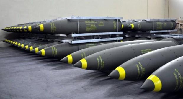 اسبانيا تبيع 400 قنبلة موجهة بالليزر للسعودية