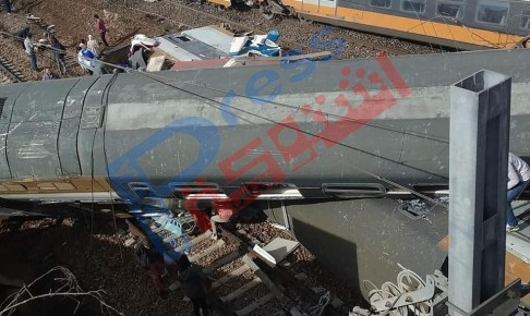 """فاجعة قطار """"بوقنادل"""" تجر مسؤولين إلى المساءلة"""