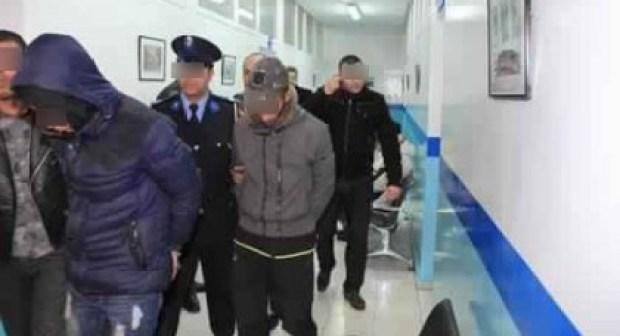 إعتقال 4 أشخاص سطو على 2 مليون و25 ألف درهم من وكالة بنكية بوارزازات