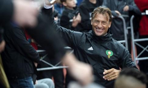 رونار يدعو المغاربة لمساندة المنتخب الوطني من أجل هزم الكاميرون