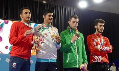المغرب يحصد غلة الميداليات في الألعاب الأولمبية للشباب
