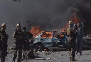 تفجير يقتل 50 شخصا في كابول باحتفال لذكرى المولد النبوي