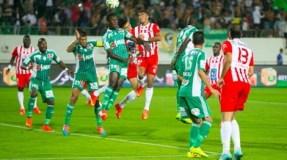 برنامج مباريات الفرق المغربية الثلاث الحسنية ، بركان و الرجاء في دور المجموعات لكأس الكونفدرالية الافريقية