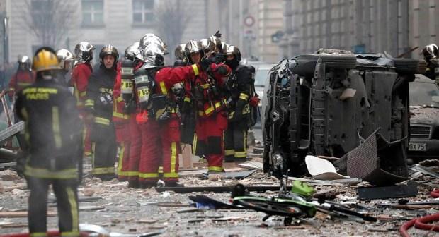 أنباء عن وجود مغربيان ضمن المصابين في الإنفجار الذي هزّ العاصمة الفرنسية باريس