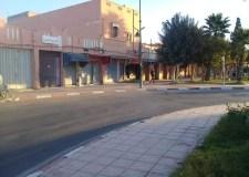 بالفيديو…جولة بمدينة بيوكرى ومدى نجاح اضراب التجار