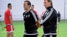 """مصطفى حجي يتهم الزاكي بالتشويش على """"الأسود"""""""