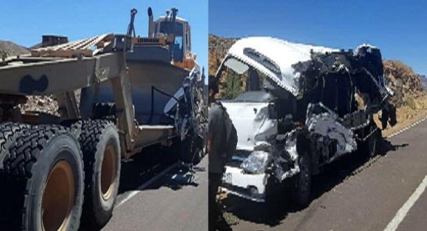 صابة 17 عاملا في حادثة سير خطيرة ضواحي ورزازات
