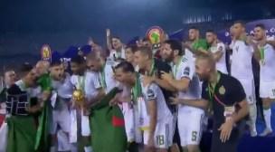 الملك محمد السادس يهنئ الجزائر بمناسبة فوزها بكأس إفريقيا للأمم 2019
