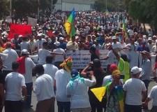 """أكادير.. """"سواسة"""" يُطالبون بحماية أراضيهم واقتسام الثروة"""