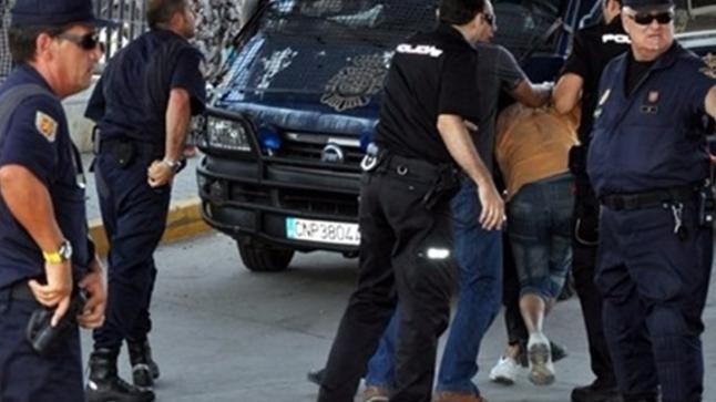 الشرطة الاسبانية تعتقل عشرات القاصرين المغاربة