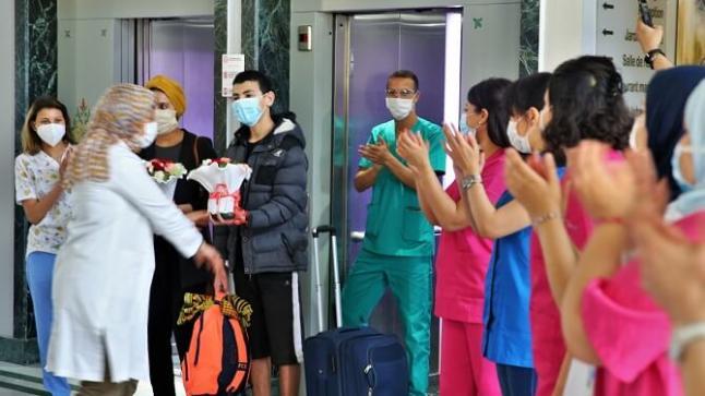 تسجيل 53 حالة شفاء من فيروس كورونا في 16 ساعة الاخيرة