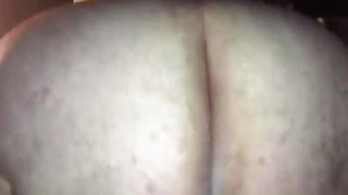 Gay fem chub shaking his Jiggly Ass