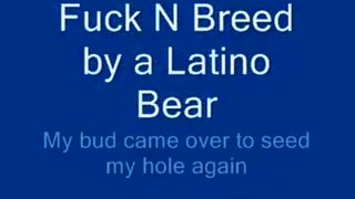 Fuck and Breed by a Latino Bear