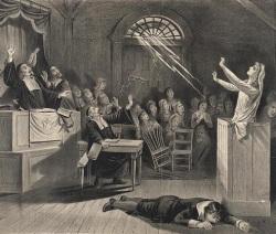 судебные процессы которые потрясли мир Салемский процесс