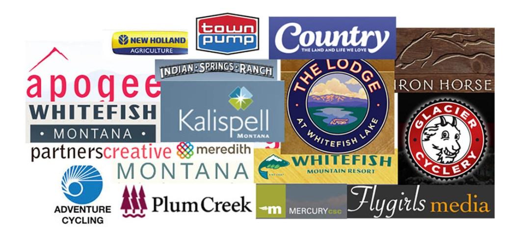 Chuck Haney - Commercial Work Logos