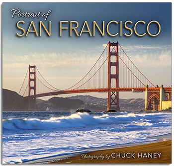 Portrait of San Francisco by Chuck Haney Photography