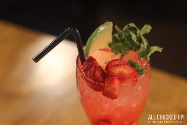 12 Monkeys Music Hall and Pub - Strawberry Mojito