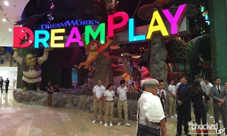 City of Dreams Manila - Dreamplay by Dreamworks