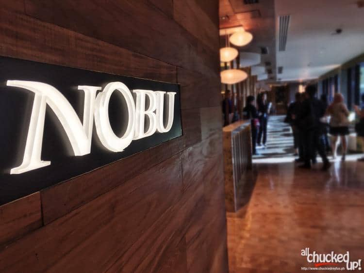 City of Dreams Manila - Nobu Manila