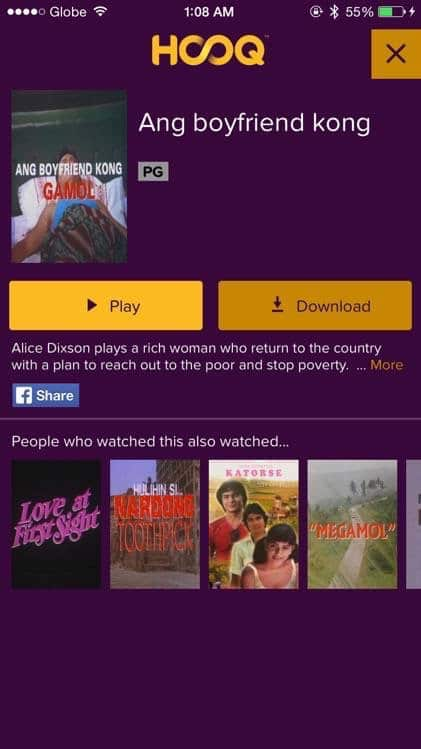 How I got access to thousands of movies and TV shows for P199 - HOOQ