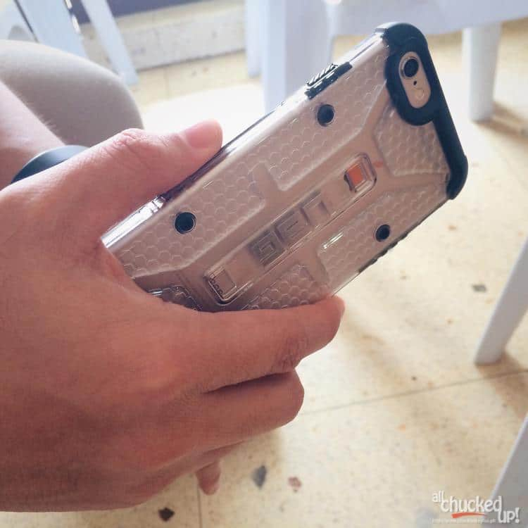 Maverick by Urban Armor Gear for iPhone 6