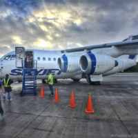 SkyJet Airlines - A delightful flying experience!