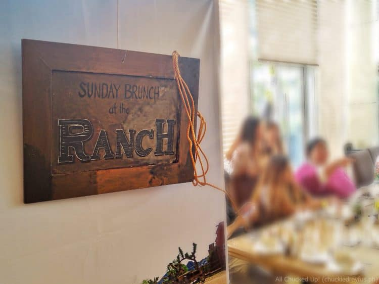 Sunday Brunch at The Ranch at Spectrum
