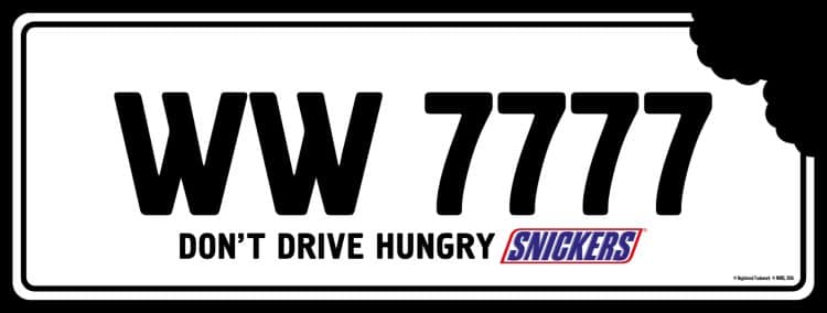 Snickers Don't Drive Hungry - #DontDriveHungry