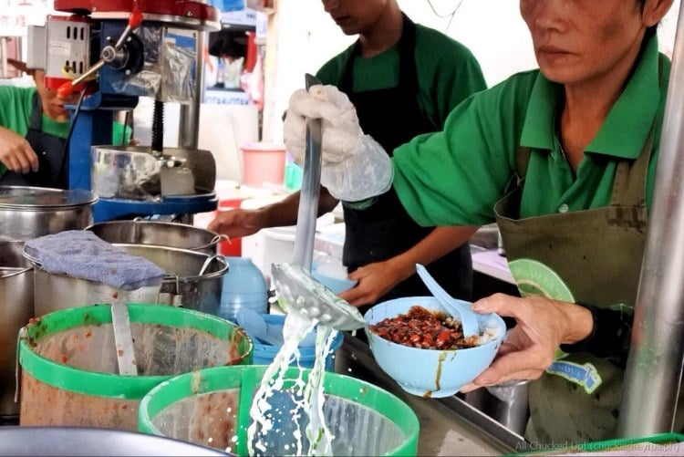 Where to eat in Penang - Malaysia