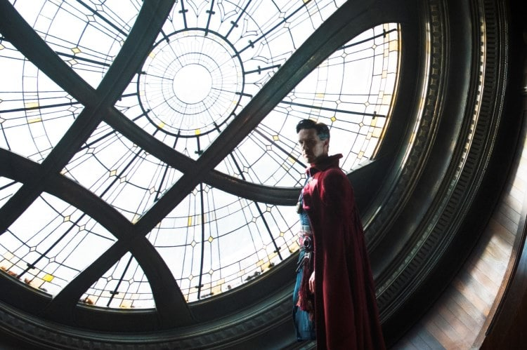 Doctor Strange - Marvel - Disney