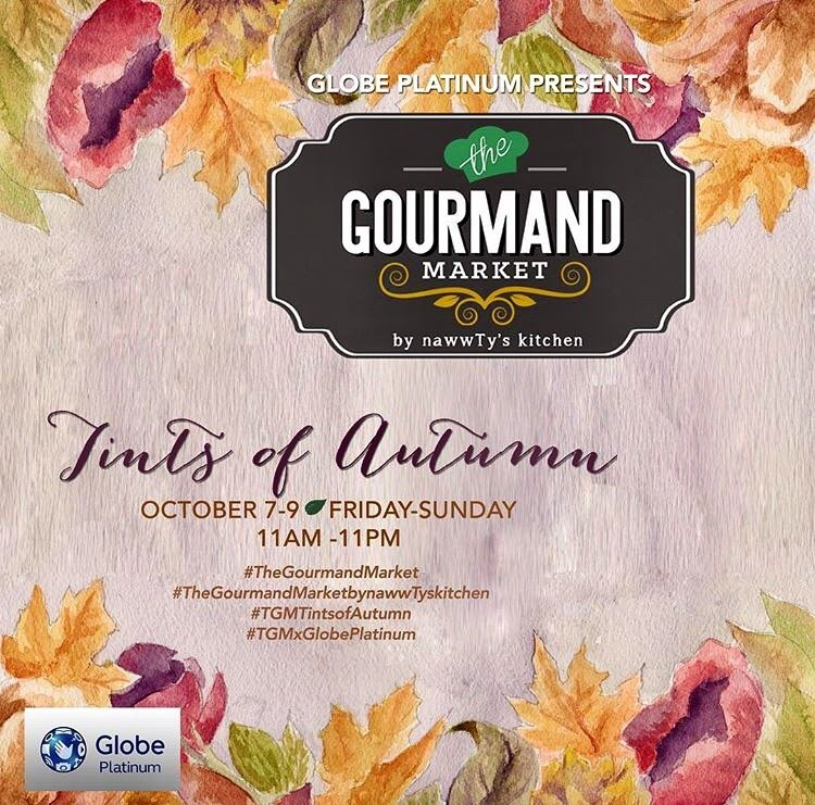 The Gourmand Market - Tints of Autumn