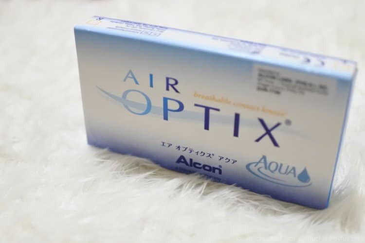 Air Optix - contact lens - freshlook