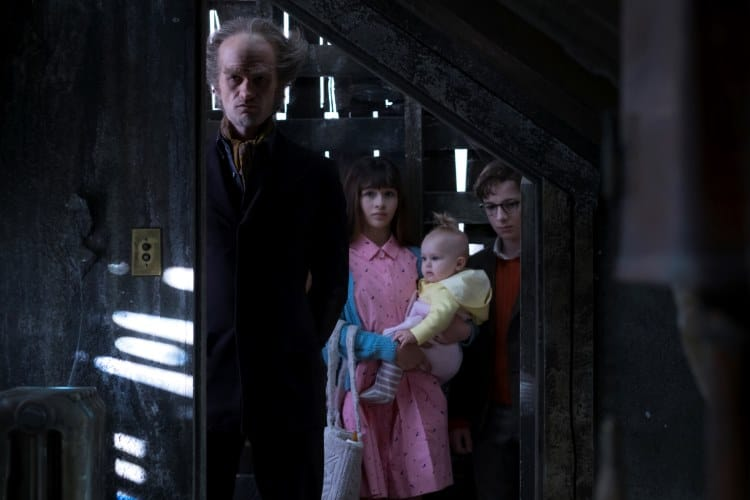 Lemony Snicket's A Series of Unfortunate Events - Netflix - Globe Broadband