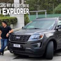 The many reasons why #TheDreys love the Ford Explorer