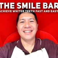 The Smile Bar in BGC - Achieve whiter teeth fast and easy!