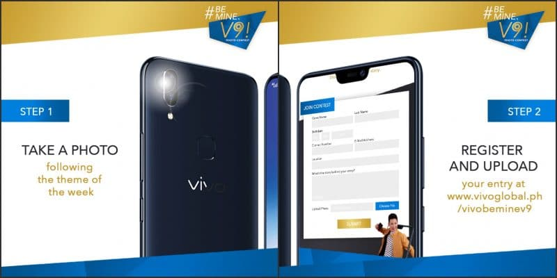 Join the Vivo V9 photo contest and win your own awesome Vivo