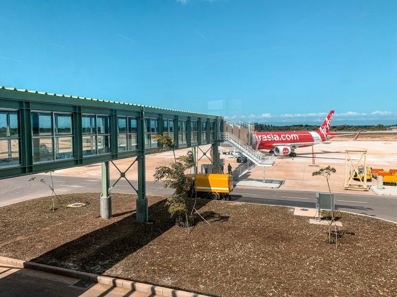 Panglao International Airport - Bohol - AirAsia Philippines