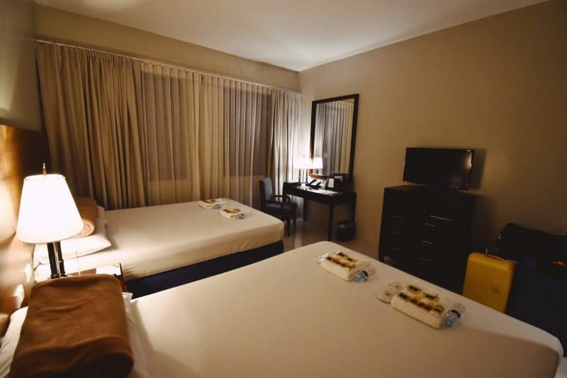 Lima Park Hotel - Deluxe Room