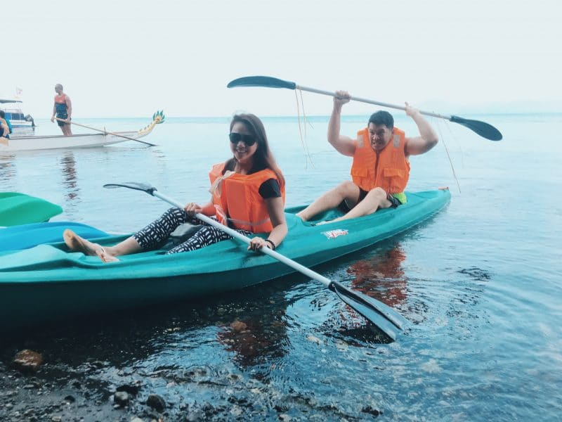 Kayak - Manakah - Taal Lake - The Dreys
