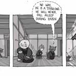 2016.017.Asleep.Chuck the monk