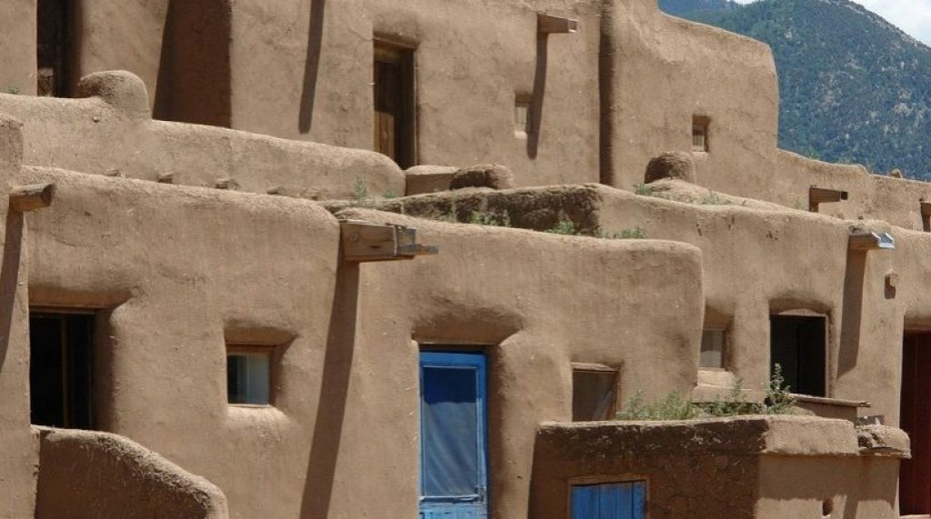New Mexico House Travel