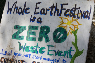 Whole Earth Festival 2010