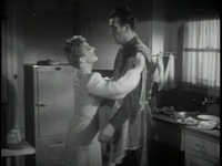 John Wayne de avental