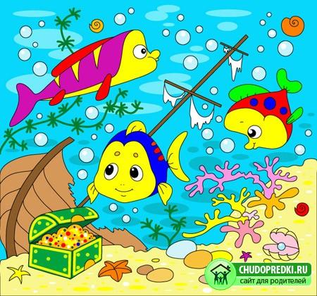 Онлайн раскраски для девочек » Chudopredki.ru - Ребенок и ...
