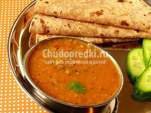 Блюда индийской кухни. Лучшие рецепты