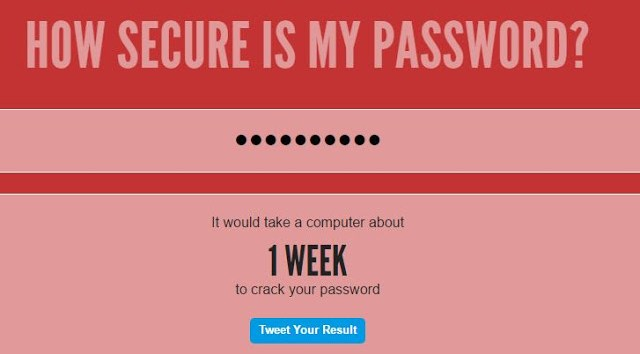 How Long Will It Take Hackers to crack your Password