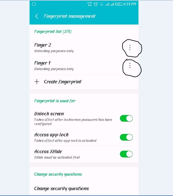 How to Fix All Infinix Fingerprint Problems and Issues » ChuksGuide