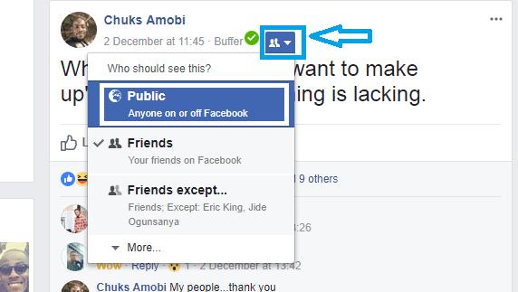 Enable Facebook Share Button