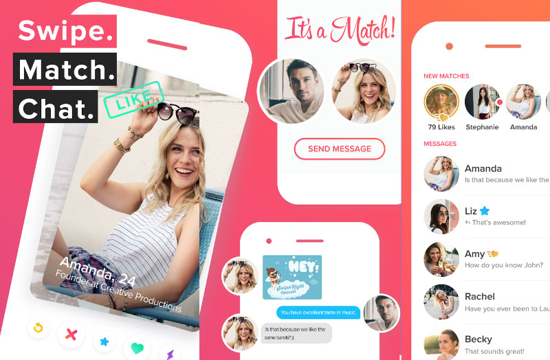 what are the best free dating apps out there